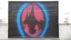 Klaas Van der Linden / Hoogpoort - 17 mei 2015 (Ferdinand 'Ferre' Feys) Tags: klaasvanderlinden gent ghent gand belgium belgique belgië streetart artdelarue graffitiart graffiti graff urbanart urbanarte arteurbano ferdinandfeys