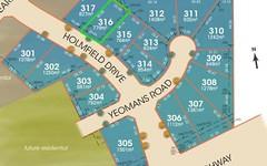 Lot 316 Holmfield Drive, Armidale NSW