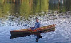 Hornbeck @ Lake House June 29th 2015 (Joe Geronimo) Tags: family summer lake newyork kayak adirondacks canoe hornbeck