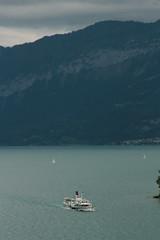 Dampfschiff DS Blemlisalp ( Schaufelraddampfer - Salondampfer - Raddampfer - Kursschiff - Baujahr 1906 - Lnge 63.45m - Passagiere 750 ) auf dem Thunersee im Berner Oberland im Kanton Bern der Schweiz (chrchr_75) Tags: chriguhurnibluemailch christoph hurni schweiz suisse switzerland svizzera suissa swiss kantonbern chrchr chrchr75 chrigu chriguhurni juli 2015 hurni150725 schiff kursschiff schiffahrt kursschiffahrt passagierschiffahrt passagierschiff skib ship alus bateau    schip fartyg barco dampfschiff schaufelraddampfer salondampfer dampfer vapor stoomboot steamer vapeur ngaren dampfschiffblemlisalp blemlisalp ds escher wyss 1906 dampfmaschine blemlere albumthunersee thunersee juli2015 albumzzz201507juli see lac lake lago berner oberland susise albumregionthunhochformat thunhochformat hochformat