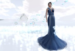TLM - 11/07/2015 (Estela Serenity) Tags: gold skins fantasy elysium gown couture entwined updo purplemoon moderncouture