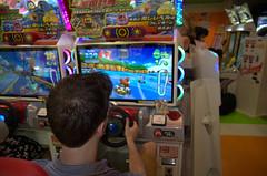 Arcade Hall: Mario Kart