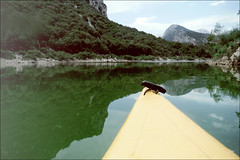 (baba_jaga) Tags: sardegna green canoa intothewild sugologone cedrino