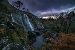 Tower Wood waterfall