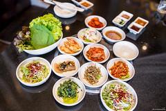 กิมจิและเครื่องเคียง ร้านอาหารเกาหลี ดูเร สาขาเมืองทองธานี