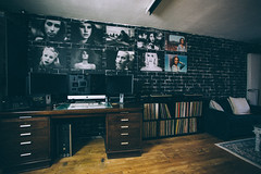 Office (Ray Zandvoort!) Tags: office photography film filmisnotdead vsco vscofilm technics technics1200 vinyl turntables oldschool records cameras amsterdam