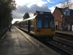 Northern 142070 Woodley (TC60054) Tags: northern arriva rail north train bus leyland class 142 070 142070