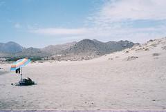 La playa (rositsa.ivanova) Tags: beach playa spain sand summer heat umbrella seaside shore