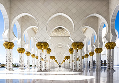 Grand Mosque Sheikh Zayed, Abu Dhabi. (Peppe_Cris) Tags: canoniani architectur arch arches mosque abu dhabi uae emirates sunset beach water sky red flower nature blue night white tree green flowers portrait art light snow dog sun clouds cat park winter landscape street summer sea city trees yellow lake christmas people bridge family bird river pink house car food bw old macro music new moon orange garden blackandwhite