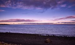 Keflavík Seaside (bacon.dumpling) Tags: keflavík iceland cloud dusk landscape nikond750 nopeople nobody ocean outdoor peaceful scenic sea serene shore sigma24mmf14dghsmart sky tranquil tranquility water