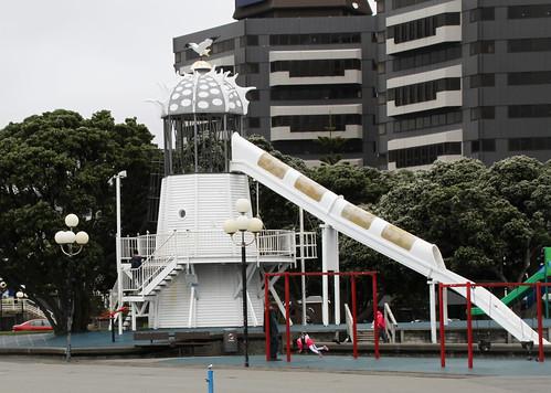 Playground Lighthouse