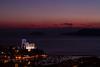 Lerici serale (S@arle-p) Tags: lerici sunset cavalletto canon paesaggio landscape la spezia mare sea orizzonte barche porto castello luci