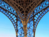 Eiffel Tower (duaneschermerhorn) Tags: tower eiffeltower structure metal golden architecture architect symmetry