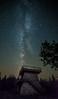 observation (Steve VanSickle) Tags: wv nightsky landscape milkyway sprucemountain astrophotography stars westvirginia observationtower night riverton unitedstates us
