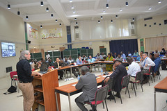 ACAI's First Annual Review and Planning Workshop (IITA Image Library) Tags: cassava manihotesculenta acaiproject agronomy iita