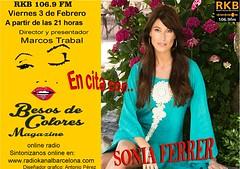BESOS DE COLORES 03.02.17