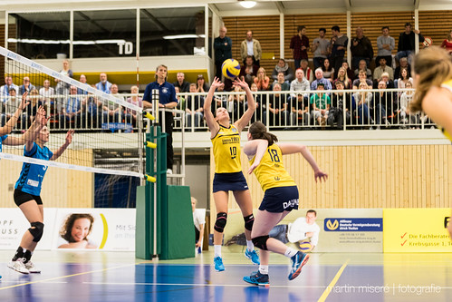 "3. Heimspiel vs. Volleyball-Team Hamburg • <a style=""font-size:0.8em;"" href=""http://www.flickr.com/photos/88608964@N07/32003261143/"" target=""_blank"">View on Flickr</a>"