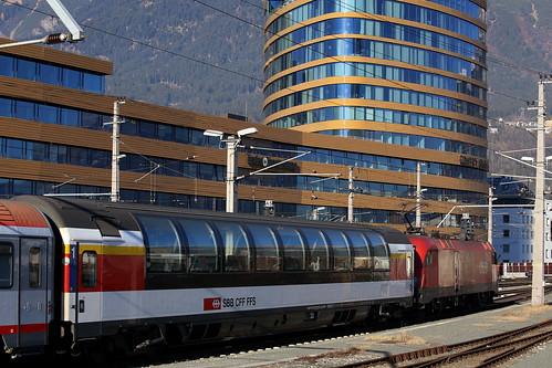 SBB Apm 61 85 19-90 103-6 CH-SBB, Innsbruck