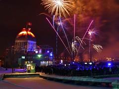 Panasonic FZ1000, Fireworks, Vieux-Port, Montréal, 7 January 2017 (26) (proacguy1) Tags: panasonicfz1000 fireworks vieuxport montréal 7january2017