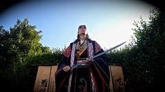 Lord Josh Allen - Swordsman (Josh100Lubu) Tags: lordjoshallen lordjosh ritual ceremony sorcery sorcerer cosplay costume cosplayer sword swordsman blade weapon earth