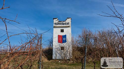 Weinbergshäuschen auf dem Lazarienberg bei Mommenheim