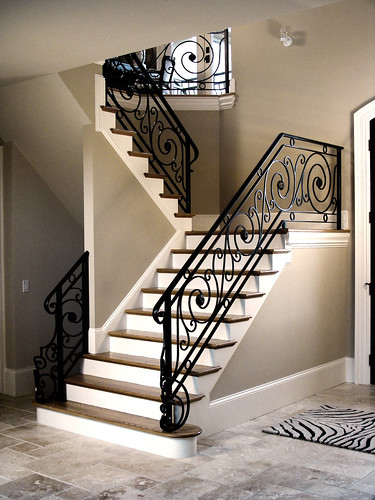 Andronx Classic Staircase Charlotte, NC