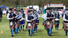 Bleary & District Pipe Band (chriscameron) Tags: canon drums scotland kilt pipes competition piper bagpipes kilts highlandgames drumcorps pipeband 2015 bathgate chriscameron rspba britishpipebandchampionships