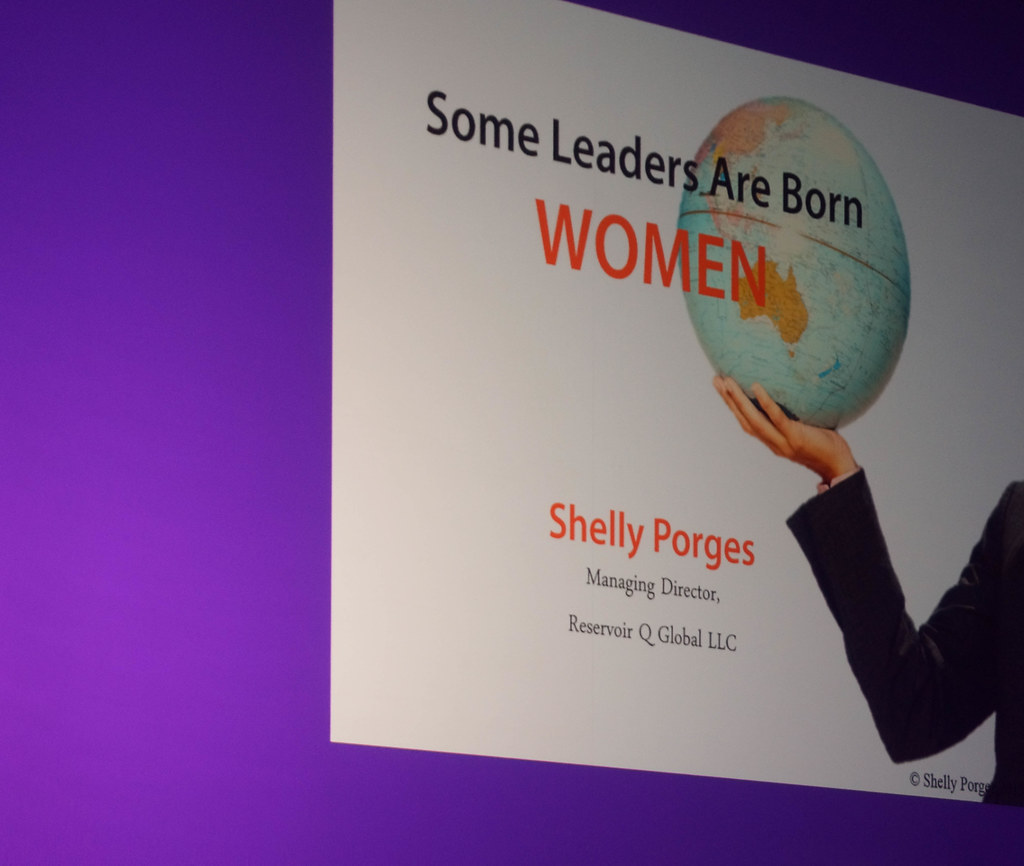 Trailblazing Women- Shelly Porges, National Finance Co-Chair, Ready for Hilary [Inspirefest 2015] REF-105786