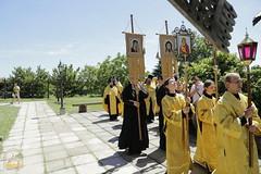 87. Patron Saint's day at All Saints Skete / Престольный праздник во Всехсвятском скиту