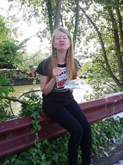 The Lovely Maria (Ali-Berko) Tags: june ukulele 2015 project365