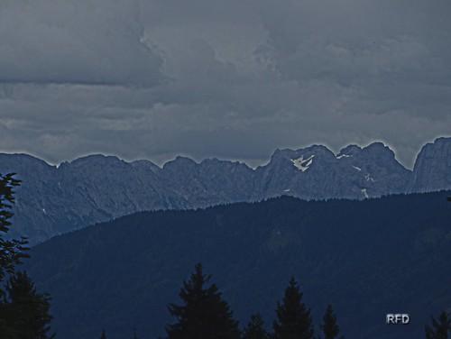 Auf der Windischen Höhe (1110m ü.d.M)