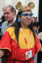 IMG_6210 (theinfamouschinaman) Tags: nerd geek cosplay sdcc sandiegocomiccon nerdmecca sdcc2015