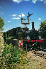 Coming Home! (18Ningwood) Tags: newport isleofwight steamrailway