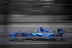 Fences & More Fences - Sakon Yamamoto - Amlin Aguri (Gary8444) Tags: park uk london june electric canon racing e formula battersea fia motorsport yamamoto 2015 sakon eprix