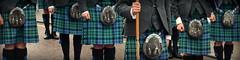 Lined Up Sporrans (jamespmortimore) Tags: scotland nikon kilt games highland kilts clan inveraray lochfyne sporran sporrans nikond3100 nikon50300 inverarayhighlandgames