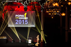 Gala POPAI Awards Paris 2015 - La Cérémonie