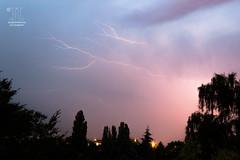 Gewitter ber Berlin (junghahn24) Tags: summer sky berlin clouds heaven sommer flash himmel wolken thunderstorm lightning blitz gewitter langzeitbelichtung