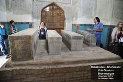 _D3U5433 Shahrizabz - Kok Gumbaz (Kék) mecset (Németh Viktor) Tags: blue viktor mosque uzbekistan kok gumbaz shahrisabz németh világutazó drnvq