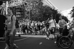 Zug der Liebe 2015 (izillR) Tags: music berlin greyscale 2015 zugderliebe