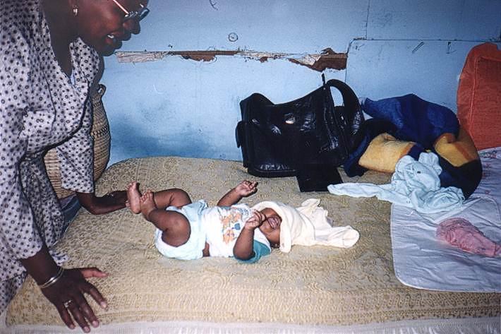 0066-03 Thula Sana Long term impact of enhanced the mother-infant relationship
