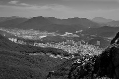 Busan, Korea (bm^) Tags: travel urban mountain tree nature berg zeiss forest nikon cityscape south natuur reis boom stedelijk korean busan kr bos stad gyeongsangnamdo planart1450 d700 zf2 planar5014zf zuidkorea
