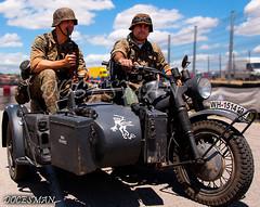 BMW GUERRA (DOCESMAN) Tags: bike vintage war guerra moto bmw motorcycle boxer motor doces sidecar motorrad motorcykel moottoripyörä motocykel motorkerékpár docesman mototsikl