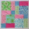 Disappearing 9 patch for Siblings Together Aug 2015 (Mary-and-Tobit) Tags: mouse mice amybutler edemberley 3blindmice siblingstogether robertkaufman lizzyhouse disappearing9patch andoverfabrics