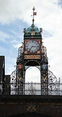 The Eastgate Clock (In Memory of ColGould) Tags: clock chester eastgate