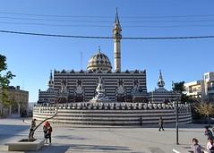 AMMAN, JORDAN - Abu Darwish mosque/ ,  -  -a (Miami Love 1) Tags: muslim islam amman mosque jordan mezquita darwish jordanian circassian jordania  darweesh musulmano   ashrafiyeh       jordaniano