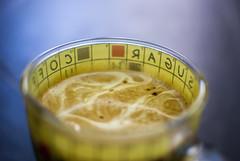 Cafecito (EzequielBadin) Tags: 35mm cafe nikon taza frio vidrio cafecito nikor d3000 baldez infucion