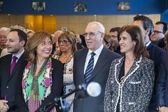 Inauguració de la nova Casa Pairal d'Andorra la Vella