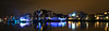 harbour lights_-7 (o Nightfox o) Tags: portishead harbour night time shot xmas lights bristol nikon