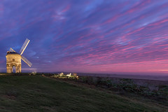 Christmas Windmill (jactoll) Tags: chesterton warwickshire chestertonwindmill windmill light colours landscape sony a7ii zeiss 1635mmf4 jactoll mas david