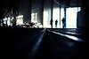 hanger (ewitsoe) Tags: mpk poznan poland ewitsoe hanger tram tracks transit erikwitsoe nikond80 35mm street city polsa blur impression arrival alien scifi sciencefiction canthelpitasmumindwanders forfun